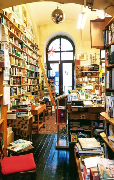 Shakespeare and Company in Wien
